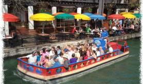 Rio San Antonio River Cruises san antonio-tx Rio-Boat-Tours-1
