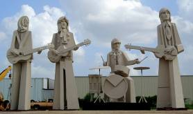 Adickes Sculpturworx Studio – Houston houston-tx beatles