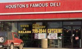 Houston's Famous Deli houston-tx 4222010