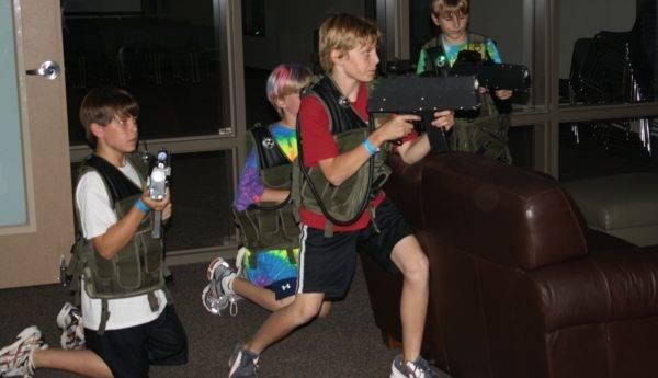 Battlefield Houston Fun Junkie
