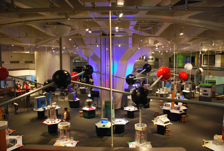 New York Hall Of Science Fun Junkie