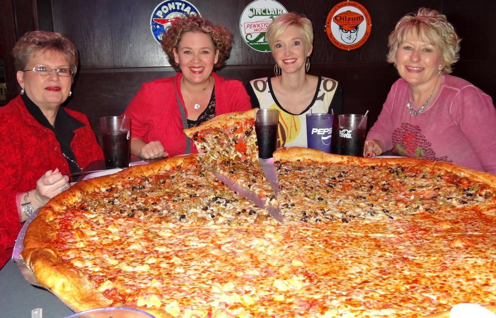 Big Lou S Pizza Fun Junkie
