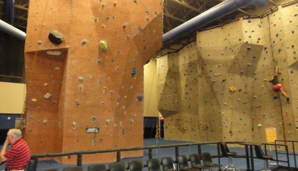 Main Event Rock Climbing Austin Fun Junkie